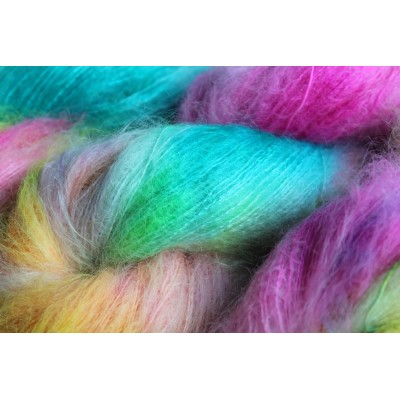 Lace Kid Mohair Silk